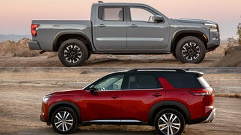 2022 Nissan Frontier pickup and Pathfinder SUV revealed