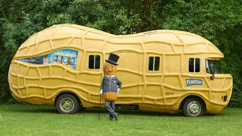 Planters is hiring 'peanutters' to drive NUTmobiles across the US