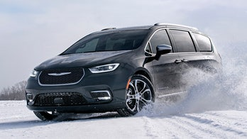 Test drive: The 2021 Chrysler Pacifica AWD is fit for the Snowbelt
