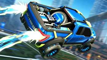 Ford F-150 joins the Rocket League