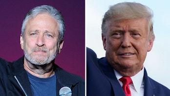 Jon Stewart says media making 'mistake' casting Trump as 'incredible supervillain'