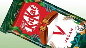 Nestle debuting first vegan KitKat bar this year