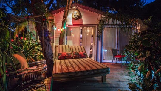 Airbnb called 'Pirates of the Caribbean Getaway' is the most wish-listed in California
