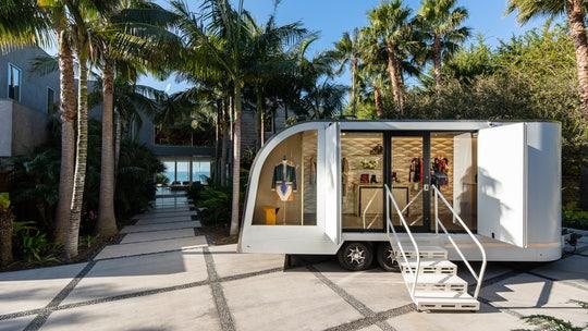 Inside Louis Vuitton's mobile luxury shop bringing designer bags to doorsteps