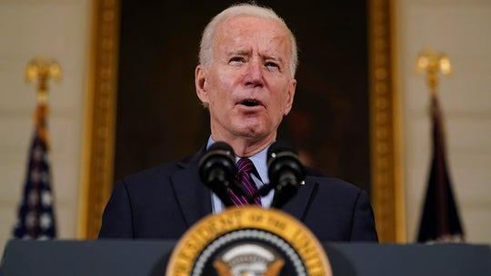 Biden warns COVID-19 cases 'could go back up' as variants emerge, despite vaccination progress