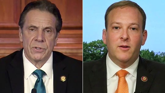 Cuomo 'completely misplayed us from the beginning' on nursing homes: Rep. Zeldin