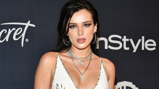 Bella Thorne slams Big Tech companies after YouTube restricts music video: 'It's endangering American freedom'