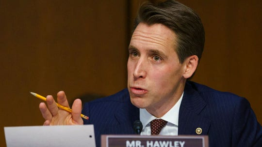 Hawley to introduce bill to 'bust up' Big Tech, targeting companies like Google and Amazon