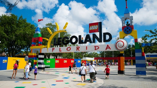 Legoland Florida to open Peppa Pig theme park based on animated children's show