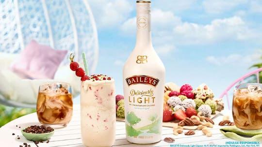 Baileys launches a 'light' liqueur that has 40% less sugar than its signature Irish cream
