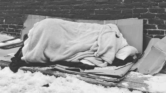 Oklahoma man provides homeless community with food, shelter