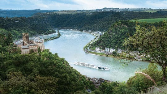 This river cruise line will let you rent an entire boat in Europe starting at $322G