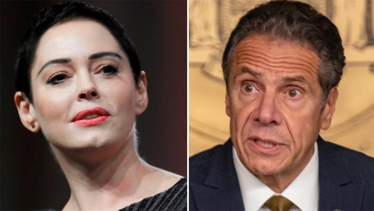 Rose McGowan backs Cuomo accuser Lindsey Boylan, calls for investigation into 'monstrous' claims