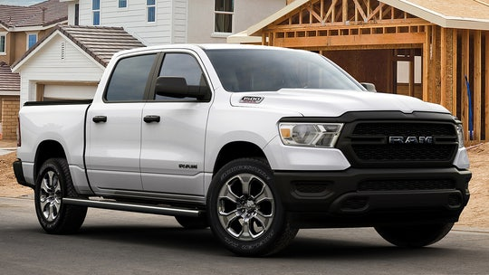 New 2021 Ram 1500 HFE EcoDiesel pickup hits top 33 mpg rating