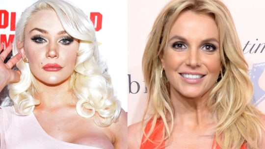 Courtney Stodden talks 'scary' similarities to Britney Spears: 'I was the next train wreck blonde to bully'