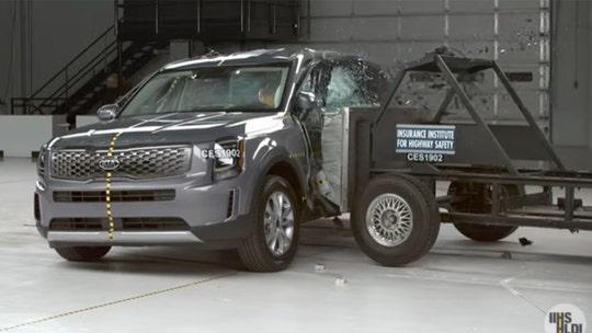 Hyundai, Kia and Genesis own the 2021 IIHS Top Safety Pick list