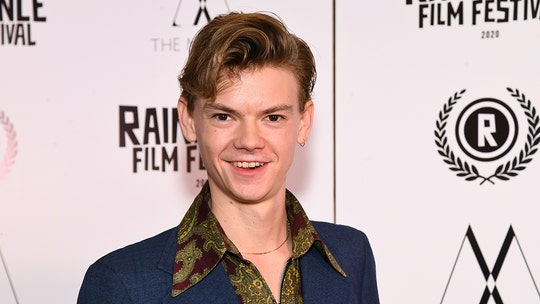 'Love Actually's Thomas Brodie-Sangster on how childhood fame can 'affect how you develop'