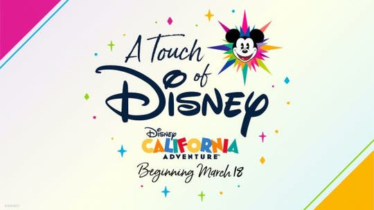 'A Touch of Disney': Disneyland announces dates, details of ticketed food experience