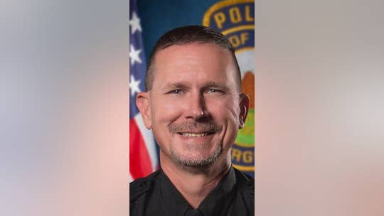 Virginia police officer shot, killed during traffic stop; suspect dead: reports