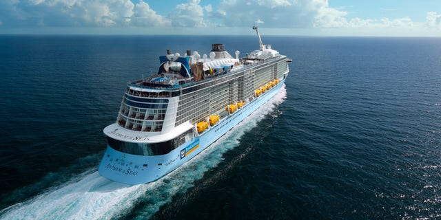 Royal Caribbean's Anthem of the Seas. Royal Caribbean International President and CEO Michael Bayley said that over 250,000 people have volunteered to step up and serve as passengers for the cruise line's future mock voyages.