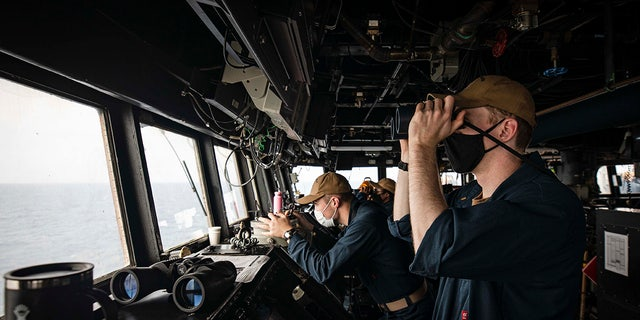 7th Fleet Destroyer Conducts Freedom of Navigation Operation in the South China Sea