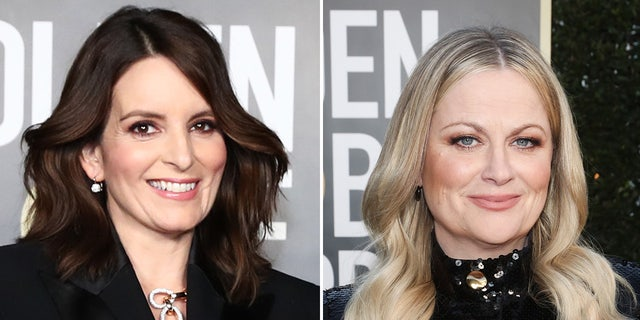 Tina Fey and Amy Poehler returned to host the Golden Globe Awards ceremony for the fourth time.