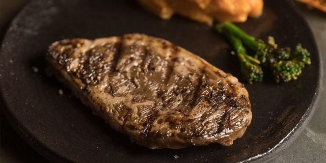 Aleph Farms and biomedical engineering partners at the Technion-Israel Institute of Technology have unveiled the world's first slaughter-free rib-eye steak.