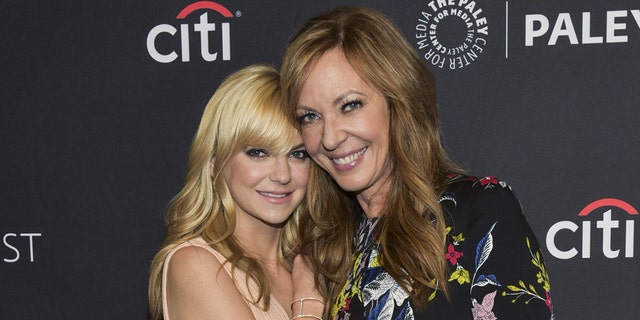 Popular CBS sitcom 'Mom' will conclude in May. Anna Faris (L) and Allison Janney (R) co-starred on the show together.