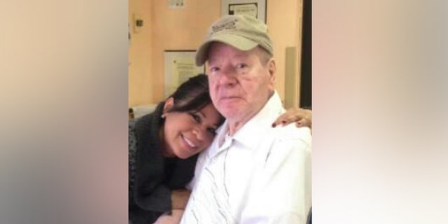 Joann Rodriguez and her father Anthony Rodriguez (Joann Rodriguez)