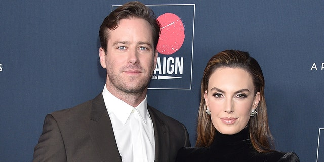 Armie Hammer is in the midst of a divorce from his wife Elizabeth Chambers. (Photo by Gregg DeGuire/FilmMagic)