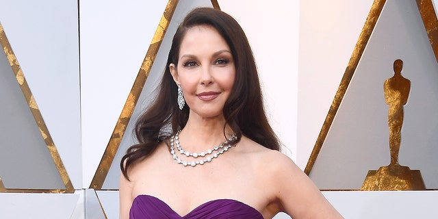 Ashley Judd said that she suffered nerve damage and broke her leg in four places after an accident in the Congo. (Photo by Frazer Harrison/Getty Images)