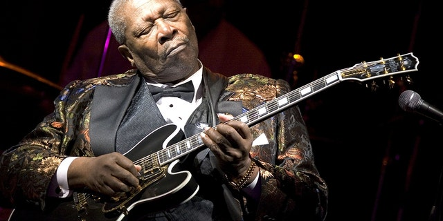 Blues Legend B.B. King is the subject of a documentary that's available to stream on Hulu during Black History Month.