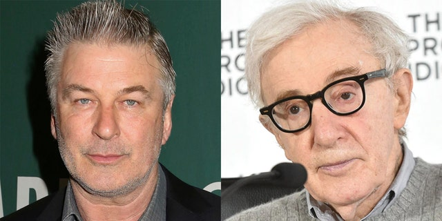 Alec Baldwin defended Woody Allen following the premiere of the HBO documentary series 'Allen v. Farrow.'