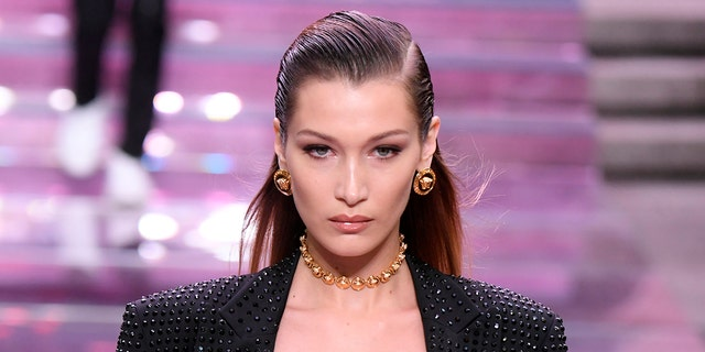 Bella Hadid joins pro-Palestinian protesters in NYC after controversial Instagram posts.jpg