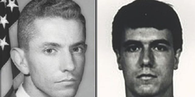 Special Agents Benjamin Grogan, 53, and Jerry Dove, 30, were killed by a pair of wanted murderers and robbers.