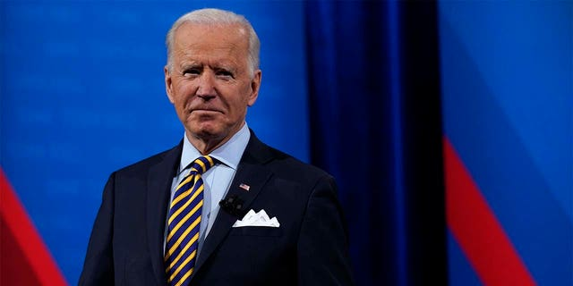 Biden faces CNN softballs; no questions on Cuomo, WH press-aide scandals