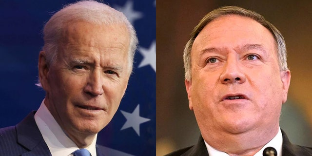 President Biden's administration needs to avoid the Obama administration's mistakes in dealing with Iran, former Secretary of State Mike Pompeo said on Thursday.