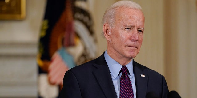 Biden on Second Amendment gun rights: 'No amendment is absolute'
