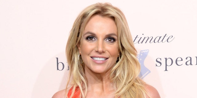 Britney Spears received a coronavirus vaccination. (Getty Images)