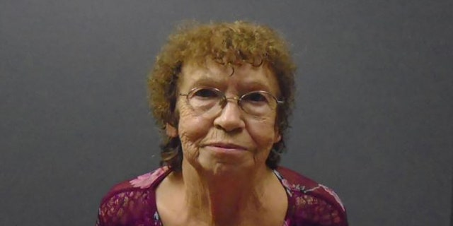 """Marilyn Ann Kepler, 74, was arrested for aggravated assault """"per domestic violence,"""" police said."""