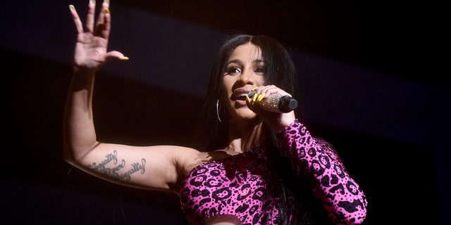 Cardi B said that her plastic surgery has made her feel 'vindicated.' (Photo by Tim Mosenfelder/FilmMagic)