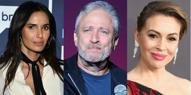 Celebrities took to Twitter to slam Republicans for voting to acquit Donald Trump.