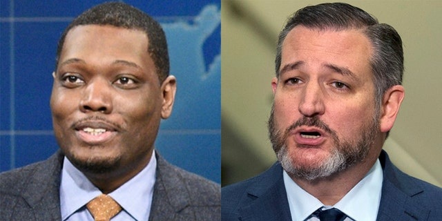 The hosts of 'Weekend Update' jabbed Ted Cruz over his trip to Cancun.