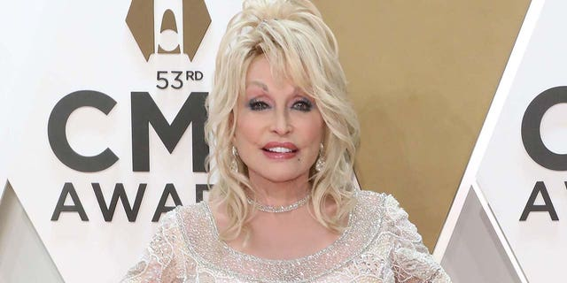 Dolly Parton reworked her classic '9 to 5' to celebrate small business owners. (Photo by Taylor Hill/Getty Images)