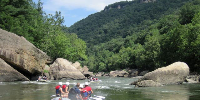 New River Gorge National Park and Preserve is the newest U.S. national park.