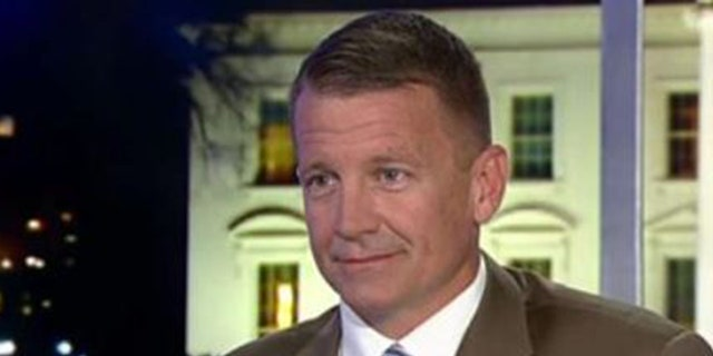 Erik Prince. (Fox News screen image)
