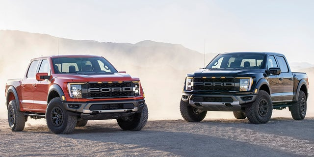 Ford unveils third-generation off-road predator, new F-150 Raptor