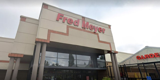 Fred Meyer store located at 3030 N.E. Weidler St in Portland, Ore.