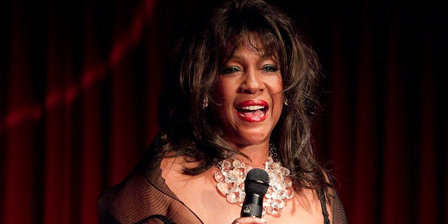 Mary Wilson performs at the Catalina Bar and Grill on September 2, 2010, in Hollywood, California. (Photo by Noel Vasquez/Getty Images)