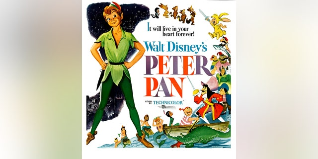 Bobby Driscoll was the voice of Peter Pan in the 1953 film.